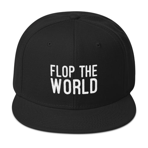Flop The World Snapback