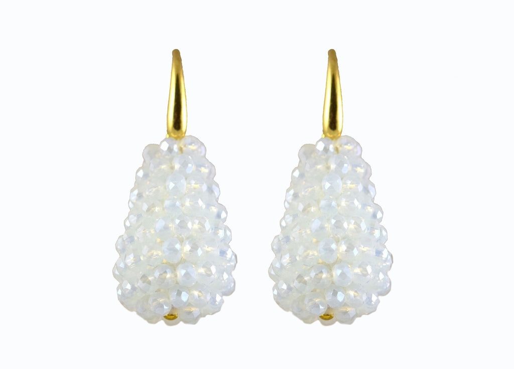 White small Crystal drops
