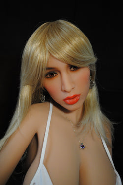 "156cm(5ft1"") H-cup  Beauty Real Sex Dolls for Men Drop shipping for free-261A"