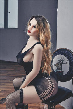 "160cm(5ft3"") G-cup IR11 sexy sex doll,love doll with big tits ass,big breasts sex doll-Yael"