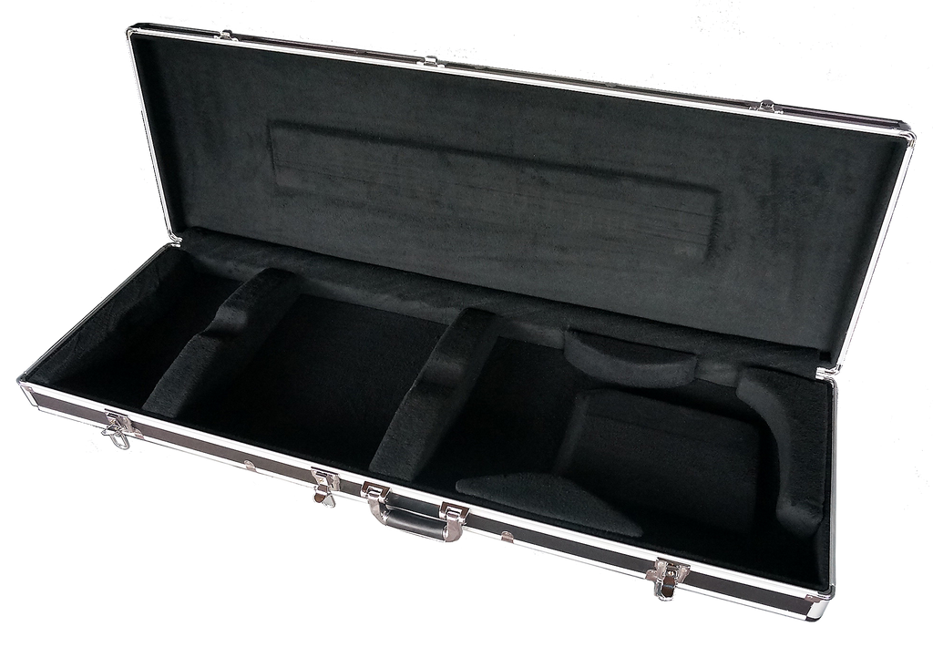 Stonefield Bass Guitar Lite Flight Case Inside