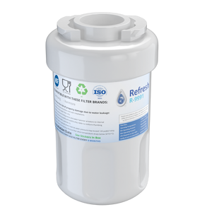 Refresh R-9991 Replacement Water Filter - Fits GE MWF Smartwater, GSE25ESHSS, GSE25ETHBB, and more!