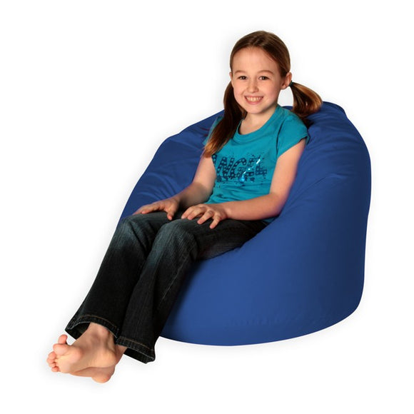 Blue XL Bean Bag