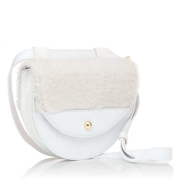 Daria White - Womens Handbags