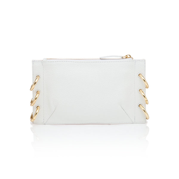 Madiha White - Womens Handbags