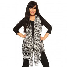 Covered Perfectly Cascading Vests-One Size For All