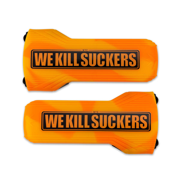 Bunkerkings Barrel Cover - WKS - Orange
