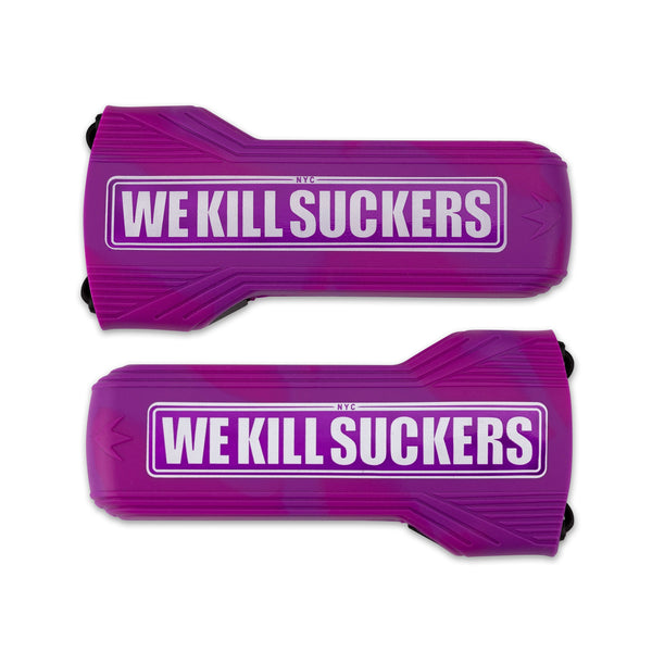 Bunkerkings Barrel Cover - WKS - Purple