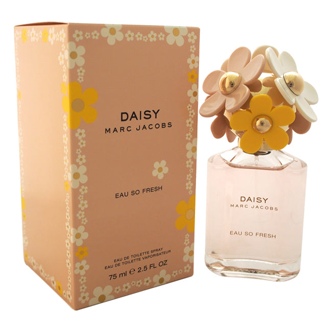 Daisy Eau So Fresh by Marc Jacobs EDT Spray for Women 2.5oz