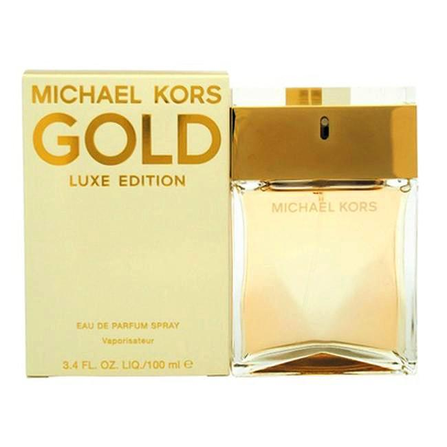 Gold Luxe Edition by Michael Kors for Women