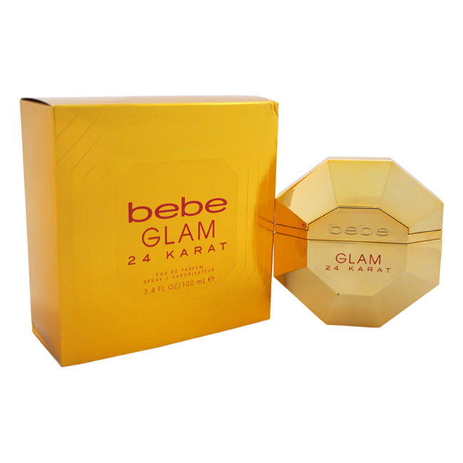 Bebe Glam 24 Karat by Bebe for Women