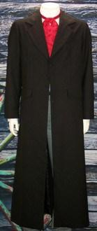 Men's Old West   Tombstone Rifle Frock Coat-CM944 - Blanche's Place
