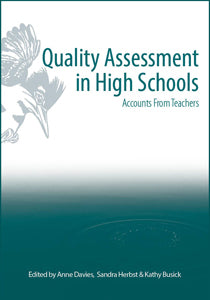 Quality Assessment in High Schools: Accounts From Teachers