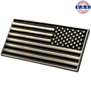 Assault Forward American Flag Lapel Pin (1, 3, or 5 Pins)