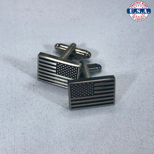Load image into Gallery viewer, Assault Forward Cufflinks, Tie-Clip, and Lapel Pin Set (Set Discount)