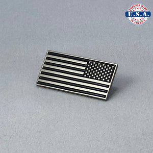 Assault Forward Cufflinks, Tie-Clip, and Lapel Pin Set (Set Discount)