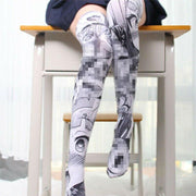 Overknee Girls Tights Socks-Animerevolt