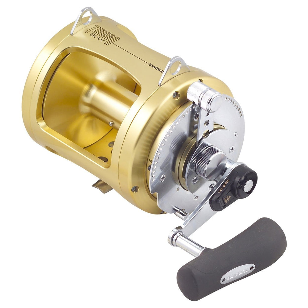 Shimano Tiagra Big Game Conventional Reels