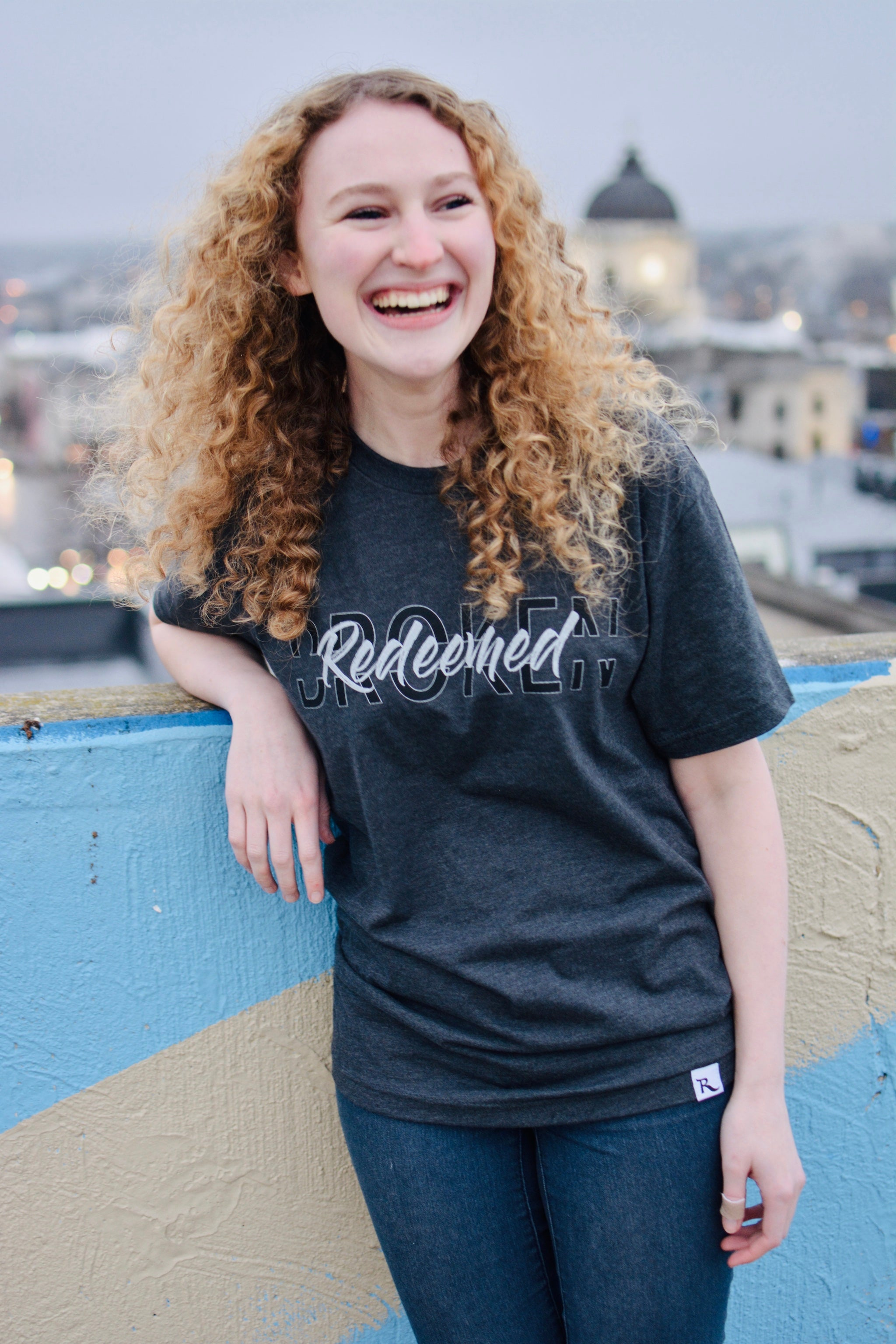 Broken and Redeemed Tee