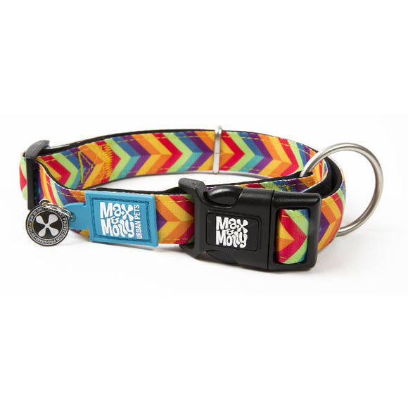 Max & Molly Collar para perros Summertime