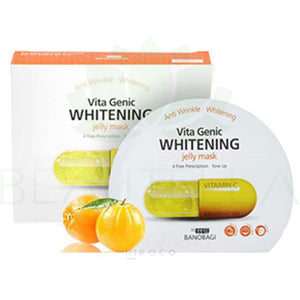 BNBG VITA GENIC WHITENING JELLY MASK - 10 - Face Mask