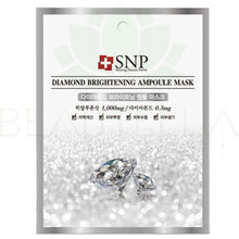 SNP DIAMOND BRIGHTENING AMPOULE MASK - Face Mask