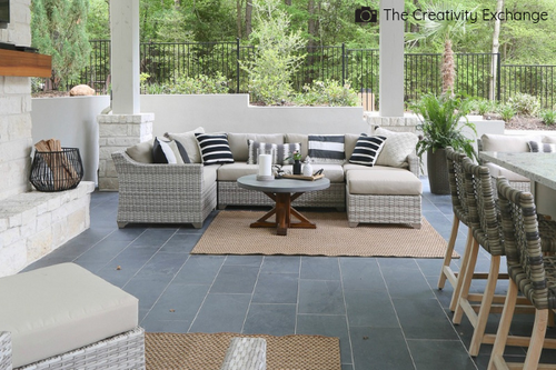 5 top tips to improve your outdoor room on a budget.