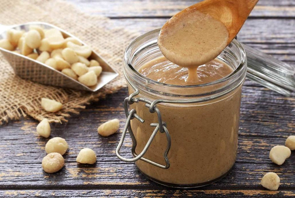 Macadamia Nut Butter - Organic, Raw, Sprouted, Stoneground