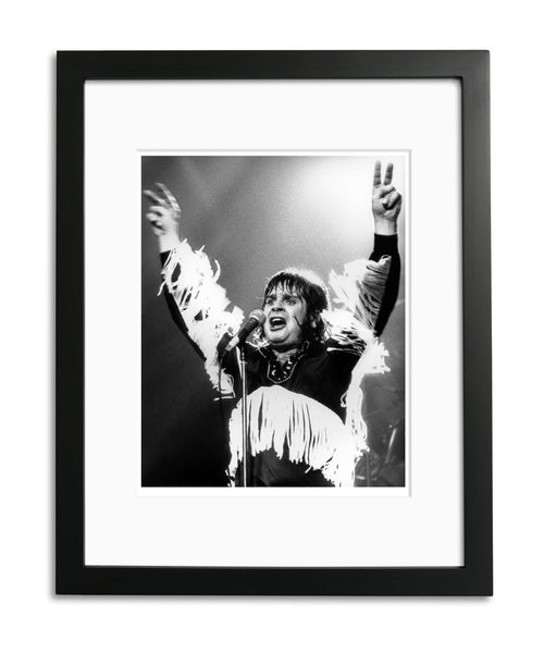 Ozzy Osbourne, Blizzard of Oz Limited Edition Print