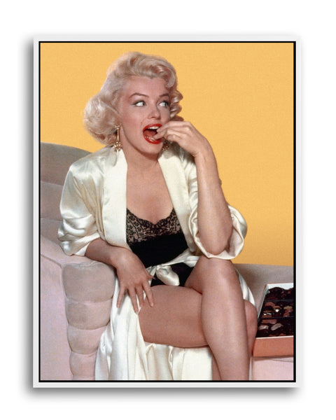 Marilyn Monroe, Bon Bons, Limited Edition Print