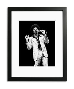 Michael Jackson, Limited Edition Print