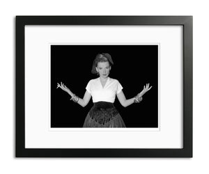 Judy Garland, What Cigarette? Limited Edition Print