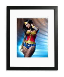 Wonder Woman by Chris Gomez, Limited Edition Print