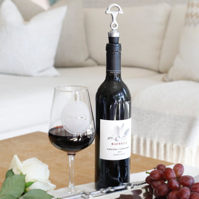 Show Day Wine Stopper