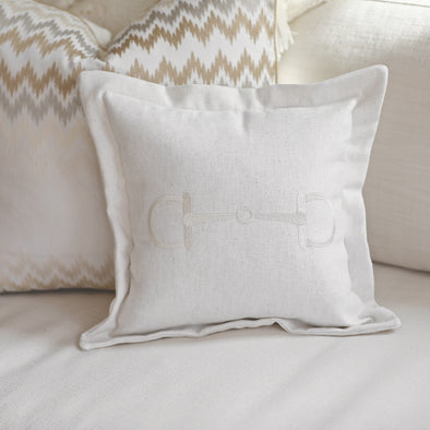 Adeline Bit Pillow