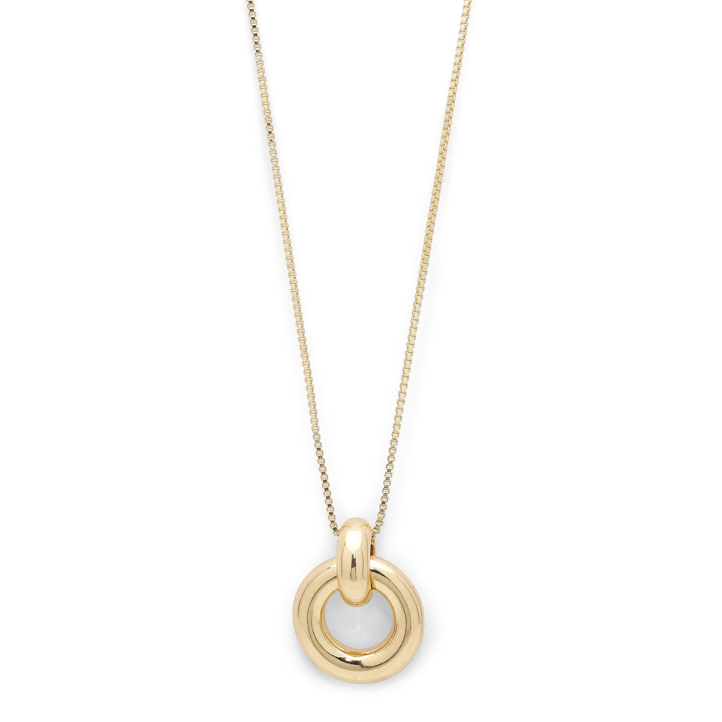 Pilgrim Gold Aya Necklace