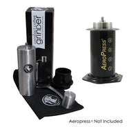 Rhinoware Compact Hand Grinder With Adaptor