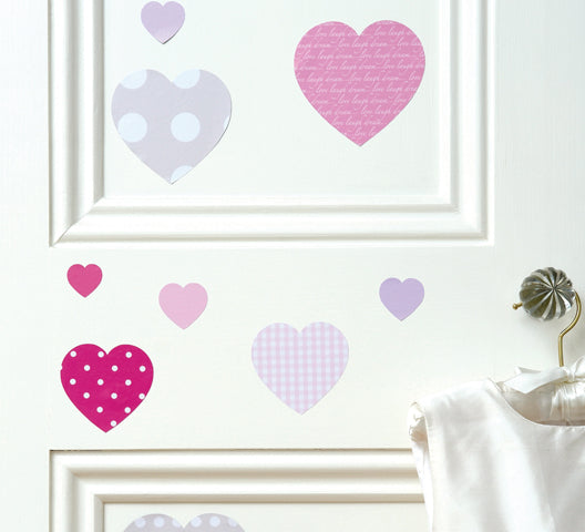 children's sweetheart wall stickers