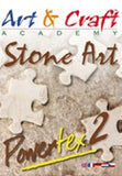 Powertexcreations - instructional DVD to create artwork with Powertex and Stone Art