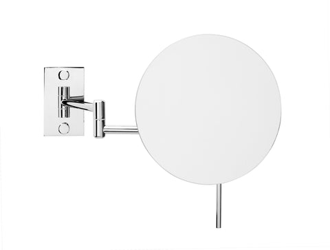 Brot ASTER Adjustable Double Arm Wall Mounted Mirror, 9 Inches