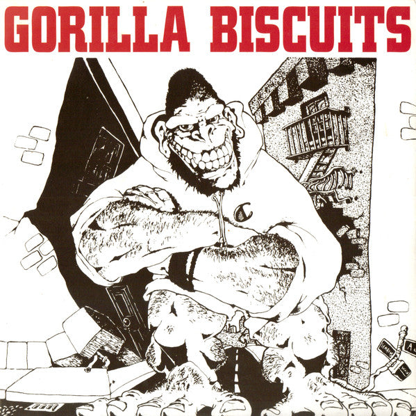 Gorilla Biscuits - Self Titled NEW 7