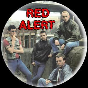 RED ALERT PIC button