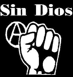 SIN DIOS patch