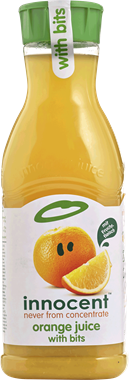 Innocent Orange 0,9 L - NordicExpatShop