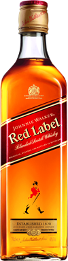 Johnnie Walker Red Label 0,7 L - NordicExpatShop