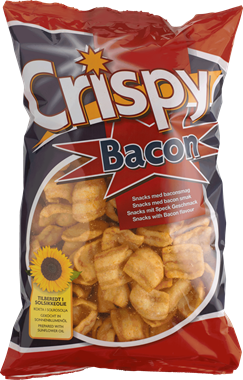 OK Snacks Crispy Bacon