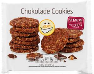 Easis Chocolate Cookies - NordicExpatShop