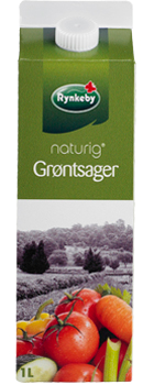 Rynkeby Naturig Vegetables - NordicExpatShop