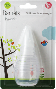 Barnets Favorit Nasal Suction - NordicExpatShop