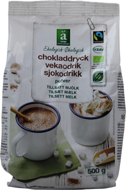 Änglamark Chocolate Powder - NordicExpatShop
